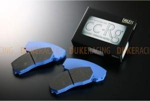 Тормозные колодки Endless CC-Rg EP357 (F506/F906) Mitsubishi EVO 5-9 CT9A GSR-RS, CZ4A brembo, Subaru GDB/GRB (WRX Sti Brembo)