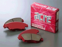 Тормозные колодки Acre Light-Sports 329 (F206) Nissan Skyline GT-R, Stagea, Acre