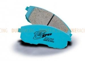 Тормозные колодки Project Mu B-Spec R388 (задние) Honda Civic CR-X Integra  Prelude