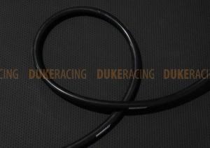 Шланг силиконовый вакуумный 4 мм черный