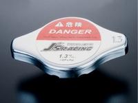 Крышка радиатора J's Racing Type N на автомобили Honda, J's Racing