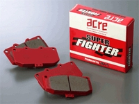Тормозные колодки Acre Super Fighter 690 (R500) Mitsubishi Lancer Evolution X, Acre