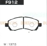 Тормозные колодки Project Mu B-Spec F912 (передние) Subaru Impreza Legacy
