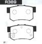 Тормозные колодки Project Mu B-Spec R389 (задние) Honda Accord Civic