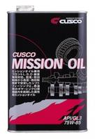 Трансмиссионное масло Cusco Mission Oil GL4 SAE75W85 1л, Cusco