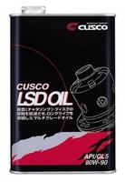 Трансмиссионное масло Cusco L.S.D. Oil API/GL5 SAE/80W-90 FR 4WD FF 1л, Cusco