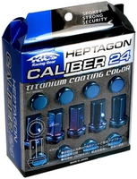Колесные гайки KYO-EI Heptagon Caliber 24 M12x1,5, KYO-EI