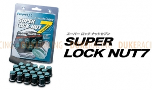 Колесные гайки Project Mu Super Lock Nut 7 M12x1,5
