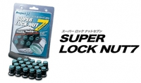 Колесные гайки Project Mu Super Lock Nut 7 M12x1,5, Project Mu