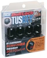 Секретки KYO-EI Bullock Tuskey M12x1,25 черные, KYO-EI