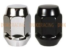 Колесные гайки KYO-EI Lug nuts M12x1,5 1шт черные