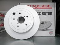 Тормозные диски Dixcel PD Subaru GRB / GRF/ GVF задние 26700FG010 316x20 комплект 2шт., Dixcel