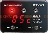 Pivot Racing monitor (мультиметр OBDII) синяя подсветка