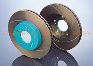 Тормозные диски Project Mu SCR Pure Plus передние D276мм Mitsubishi Airtrek, EVO IV-IX