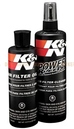 K&N Промывка с пропиткой Recharger