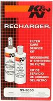 K&N Промывка с пропиткой Recharger, K&N