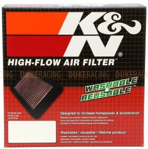 K&N Воздушный фильтр High-Flow Air Filter для Mitsubishi