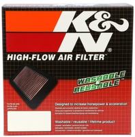 K&N Воздушный фильтр High-Flow Air Filter для Mitsubishi, K&N