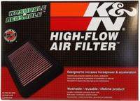 K&N Воздушный фильтр High-Flow Air Filter для Mitsubishi Evolution X, K&N