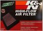 K&N Воздушный фильтр High-Flow Air Filter для Mitsubishi Evolution X