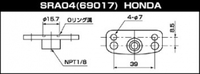 Адаптер топливного регулятора SARD, Honda, SARD