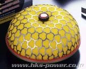 HKS Воздушный фильтр универсальный Super Power Flow Reloaded 200-100мм c, HKS