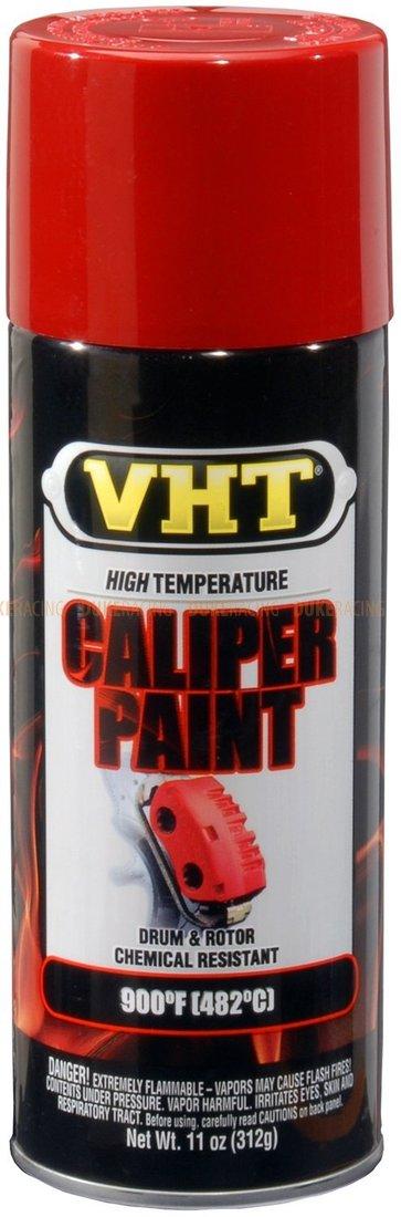 VHT SP731  КРАСНАЯ краска для тормозных суппортов Real Red Brake Caliper Paint Can - 11 oz.