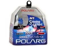 Лампы галогенные Polarg Shinning Wizard M-73 H3d 12V 35W(60W) 5000K, Polarg