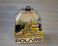 Лампы галогенные Polarg Halogen Pure Yellow Y-10 H1 12V 55W 2900K, Polarg