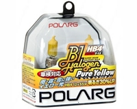 Лампы галогенные Polarg Halogen Pure Yellow Y-15 H3d 12V 35W 2900K, Polarg