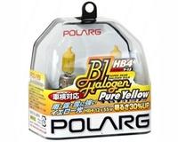 Лампы галогенные Polarg Halogen Pure Yellow Y-15 H3d 12V 35W 2900K, Polarg