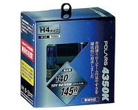 Лампы галогенные Polarg 4350K M-51 H1 12V 55W(125W) 4350K, Polarg