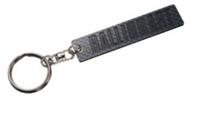 RalliArt Брелок для ключей из сухого карбона RAY49096, RalliArt