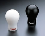 Рукоятка рычага переключения передач для 5/6МТ черная, TRD, TRD