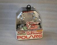 Лампы галогенные Polarg Super Beam Halogen Clear C-111 H4 12V 60/55W(120/110W) 3300K, Polarg