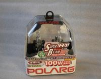 Лампы галогенные Polarg Super Beam Halogen Clear C-114 H1 12V 55W(100W) 3300K, Polarg