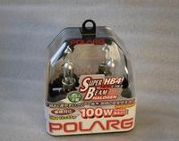 Лампы галогенные Polarg Super Beam Halogen Clear C-116 9006(HB4) 12V 55W(100W) 3300K, Polarg