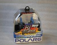 Лампы галогенные Polarg B1 Hybrid Halogen M-60 H1 12V 55W(100W) 4300K, Polarg