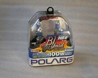 Лампы галогенные Polarg B1 Hybrid Halogen M-66 9006(HB4) 12V 55W(100W) 4300K, Polarg
