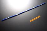 Шланг силиконовый армированный D=22 мм L=1000 мм синий, Autobahn88