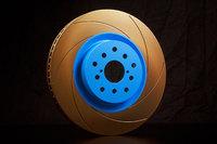 Тормозные диски Endless ER718 Basic Slit задние на Subaru Impreza GRB, Endless