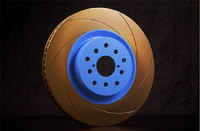 Тормозные диски Endless ER520 Curving Slit передние на Honda Accord CL7 Euro R, Endless