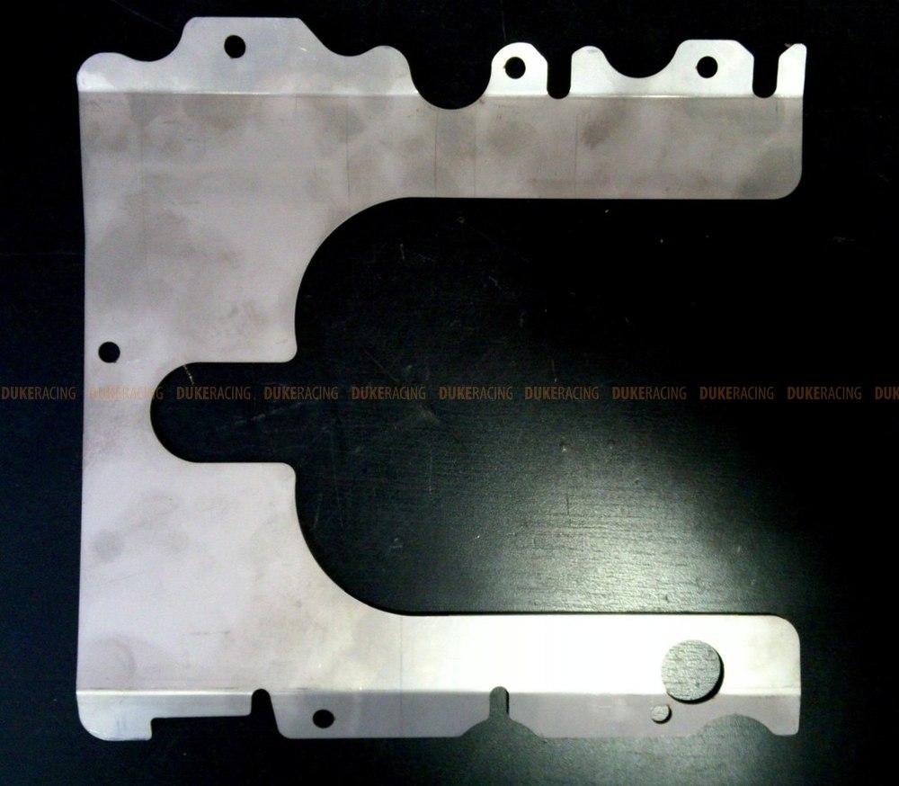 Пластина противоотливная в поддон, Honda Civic FN2