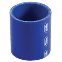 Патрубок силиконовый 60мм прямой синий, Samco, Samco