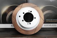 Тормозные диски Dixcel FS Rr. LANCER EVO5/6 Brembo