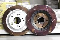 Тормозные диски Dixcel FS Honda S2000 AP1/AP2 задние