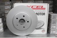 Тормозные диски Dixcel серии PD (Plain Disk) для Toyota Celsior UCF30/UCF31, Lexus LS430 (43512-50220, 4351250220) 315х30мм передние, Dixcel