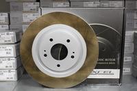Тормозные диски Dixcel FP Lancer EVO 4-9 CP9A, CT9A, CT9W Brembo передние комплект 2шт., Dixcel