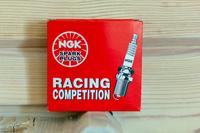 Свеча зажигания NGK Racing R7438 калильное число 9 - комплект 4шт для  EJ255/EJ257, 4G63 EVO9, NGK