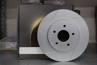 Тормозыне диски Dixcel Slotted Disk SD-3212021 для  Nissan Skyline ER34 Turbo 310x30 предние, Dixcel